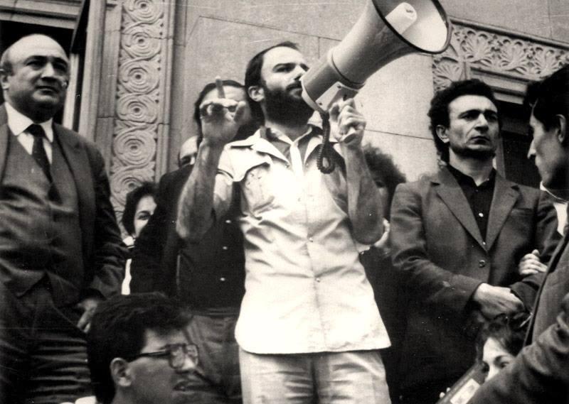 Անկախության առաջին ցույցը` 1988-ի մայիսի 28-ին (տեսանիւթ)