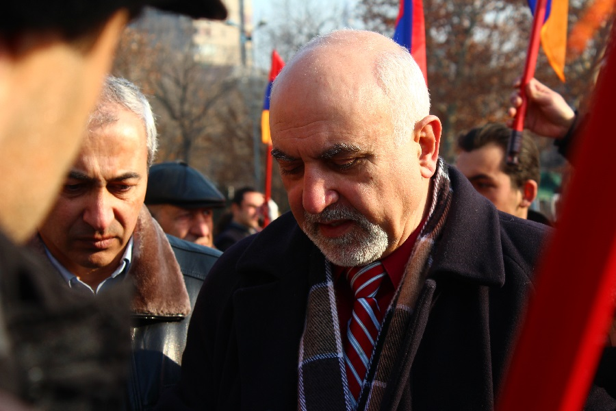 ՀՀԿ-ի «ղազագրերն» ու հայ ժողովրդի ինքնորոշման իրավունքը
